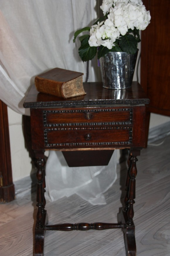 table à couture